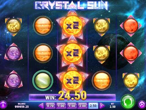 Crystal Sun videoslot