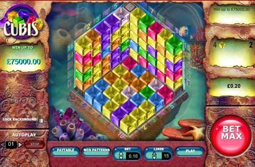 Cubis slot