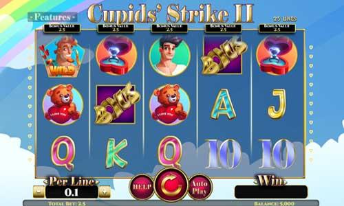 Cupid Strike 2 videoslot