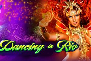 Dancing in Rio video slot