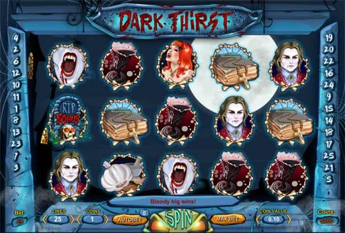 Dark Thirst slot