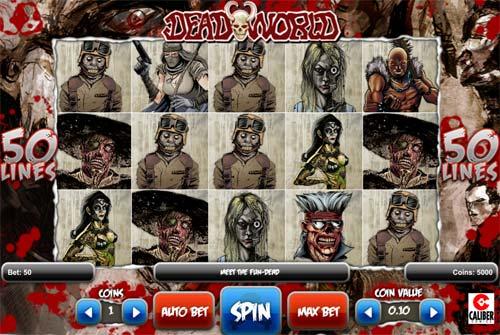 Deadworld slot