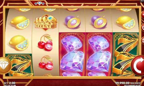 Deco Diamonds Deluxe slot