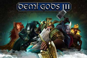 Demi Gods III video slot