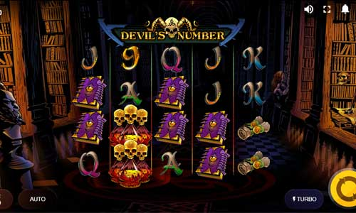 Devils Number slot