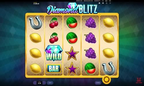 Diamond Blitz videoslot