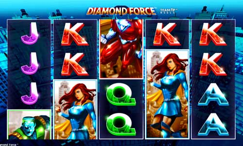 Diamond Force videoslot
