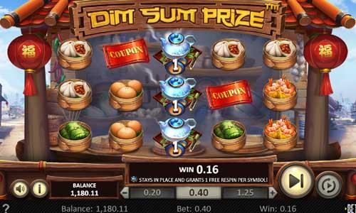 Dim Sum Prize videoslot