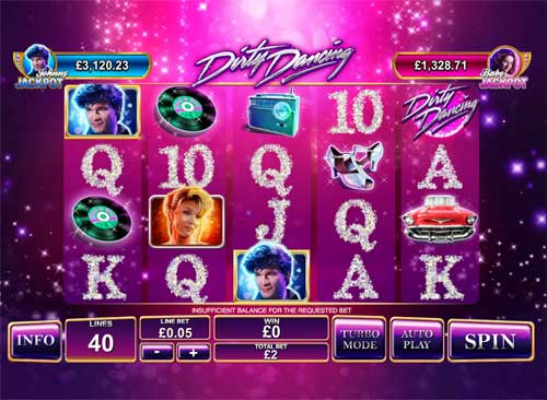 Dirty Dancing slot
