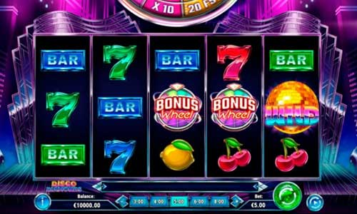 Disco Diamonds casino slot