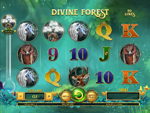 Divine Forest free slot