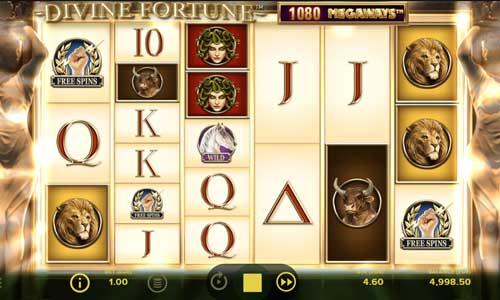 Divine Fortune Megaways videoslot