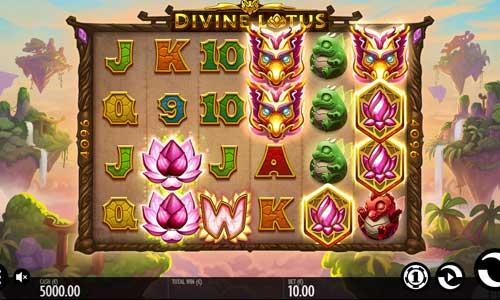 Divine Lotus videoslot