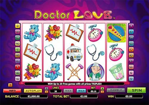 Doctor Love free slot