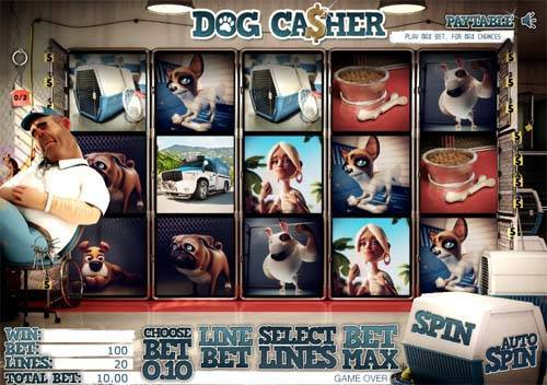 Dog Casher slot