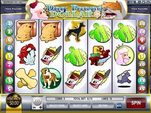 Dog Pound slot