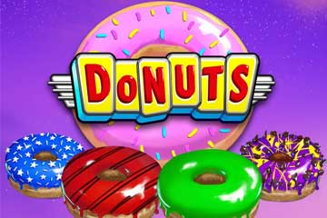 Donuts video slot