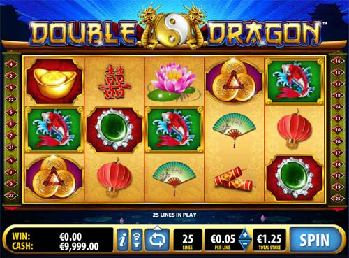 Double Dragon casino slot