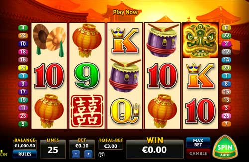 Double Dragon™ Slot spel spela gratis i Bally Online Casinon