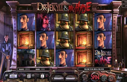 Dr Jekyll and Mr Hyde videoslot