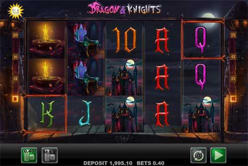 Dragon and Knights slot