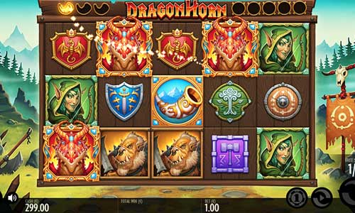 Dragon Horn slot