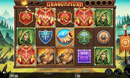 Dragon Horn videoslot