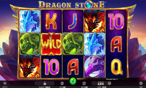 Dragon Stone videoslot