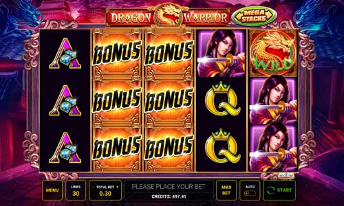 Dragon Warrior slot