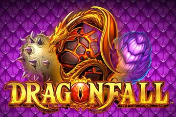 Dragonfall video slot
