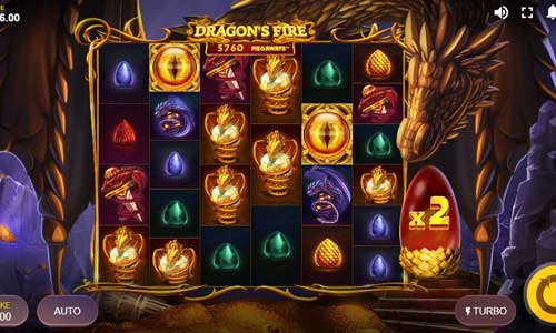 Dragons Fire Megaways slot