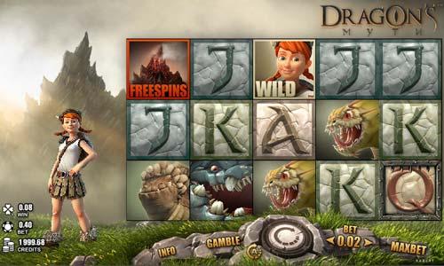 Dragons Myth slot