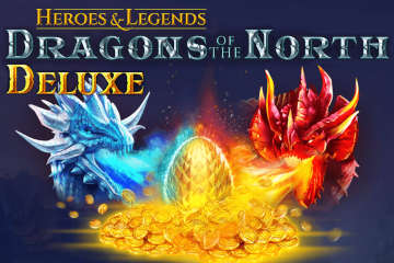 Dragons of the North Deluxe slot