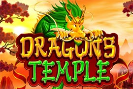 Dragons Temple video slot