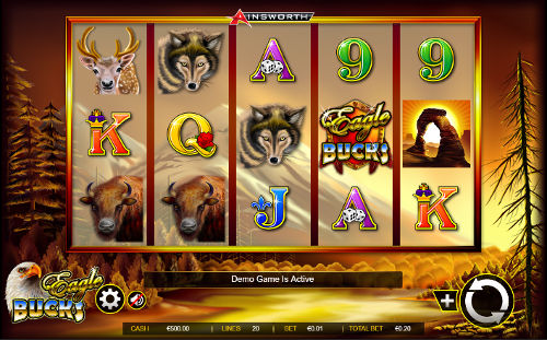Eagle Bucks free slot