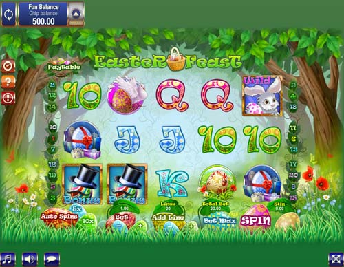Easter Feast slot