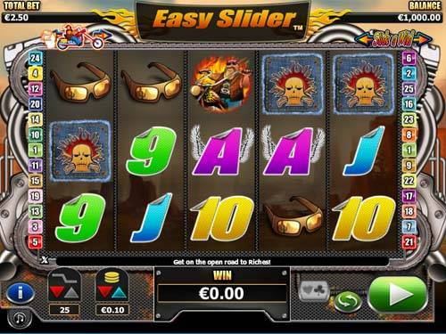Easy Slider free slot