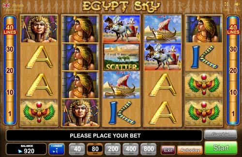 Egypt Sky slot