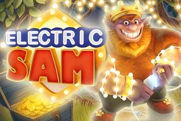 Electric Sam video slot