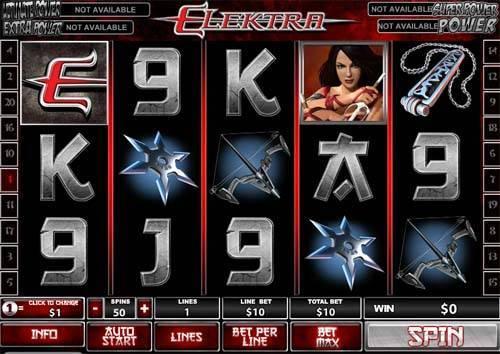 Elektra videoslot