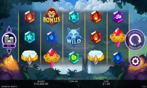Elemental Beasts slot