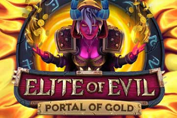 Elite of Evil Portal of Gold slot