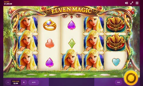 Elven Magic videoslot