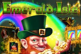 Emerald Isle video slot