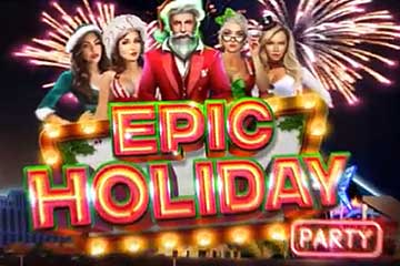 Spela Epic Holiday Party slot