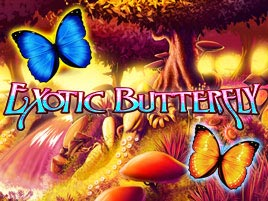Exotic Butterfly slot