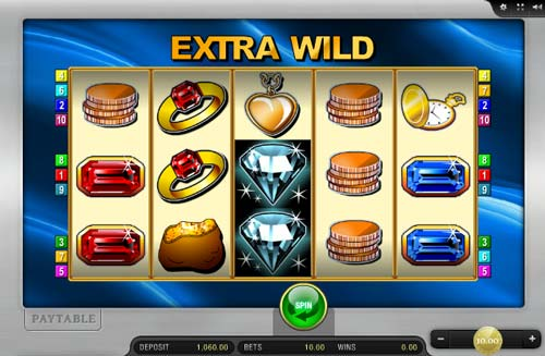 Extra Wild free slot