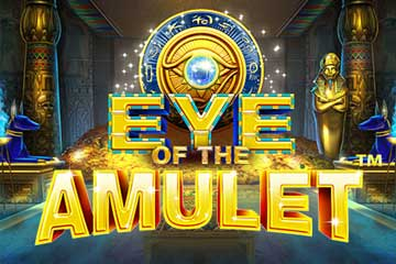 Eye of the Amulet video slot