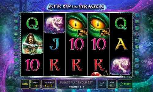 Eye of the Dragon slot