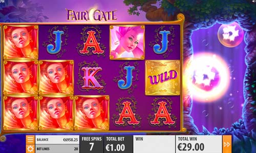 Fairy Gate free slot